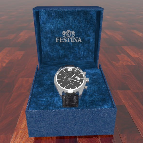 Festina watch - 3DOcean Item for Sale