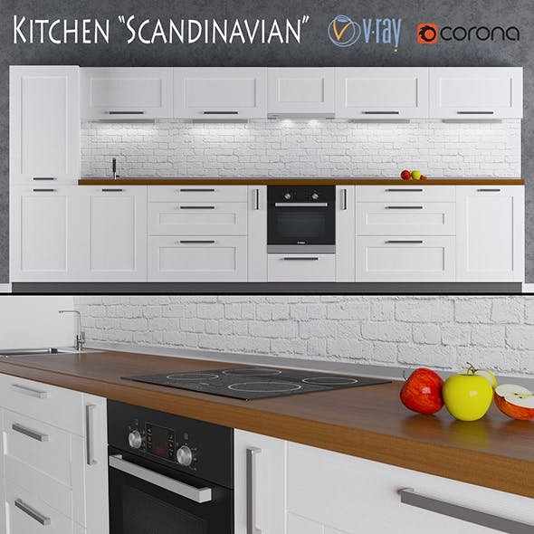 Kitchen Scandinavian