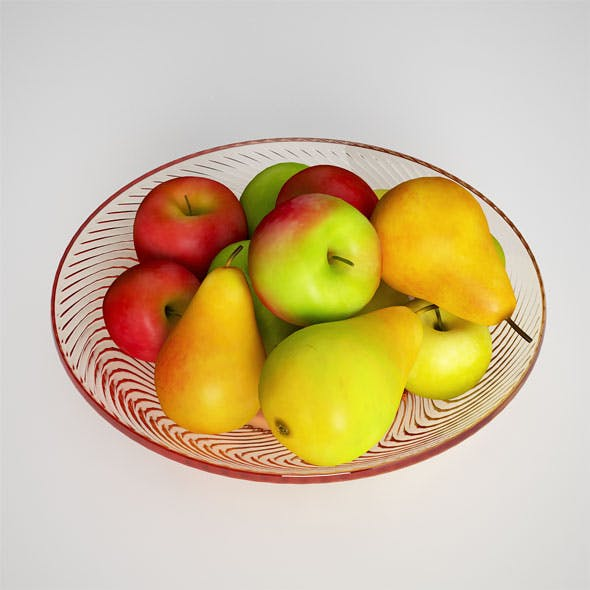 Fruit Apples and Pears