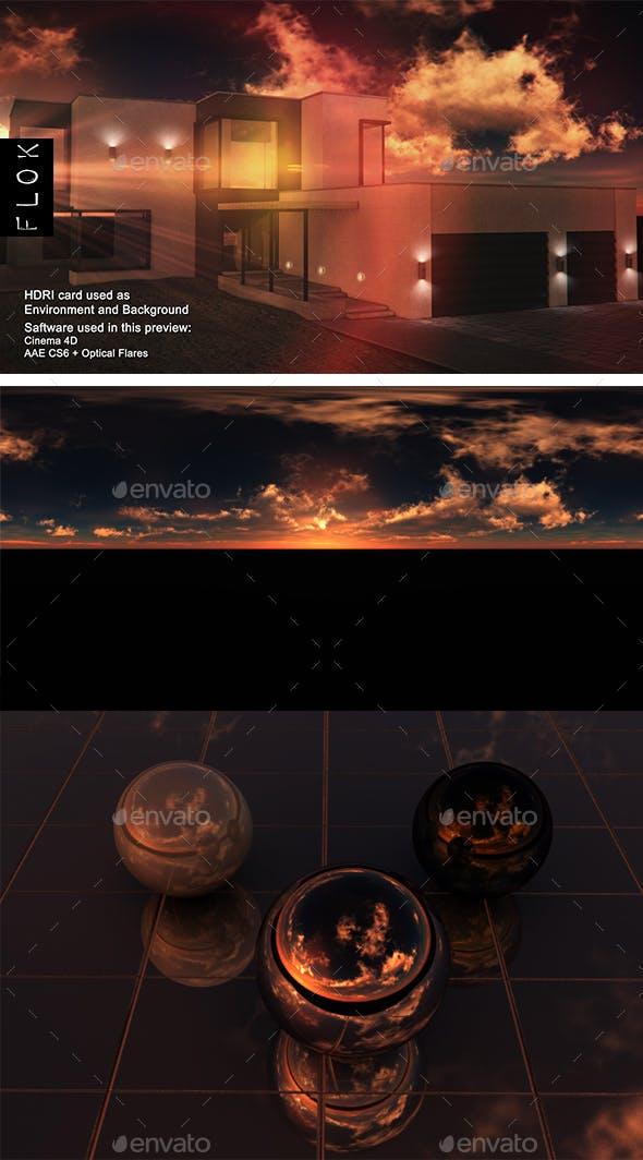 Sunset Desert 88 - 3DOcean Item for Sale