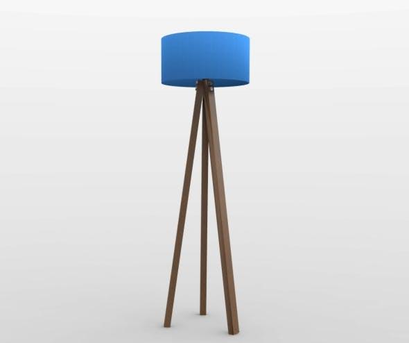 3D Decorative Lamp - 3DOcean Item for Sale