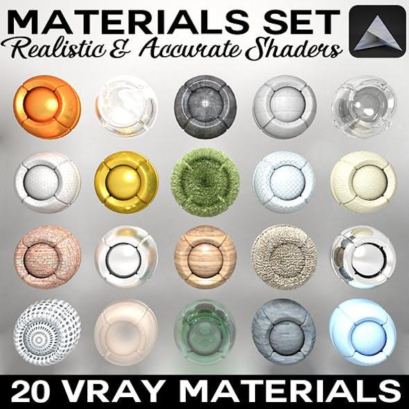 Materials Set