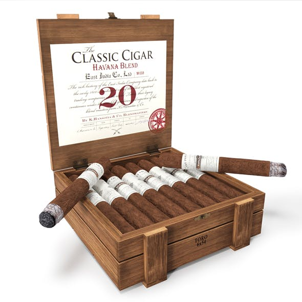 East India Classic cigar Havana Blend