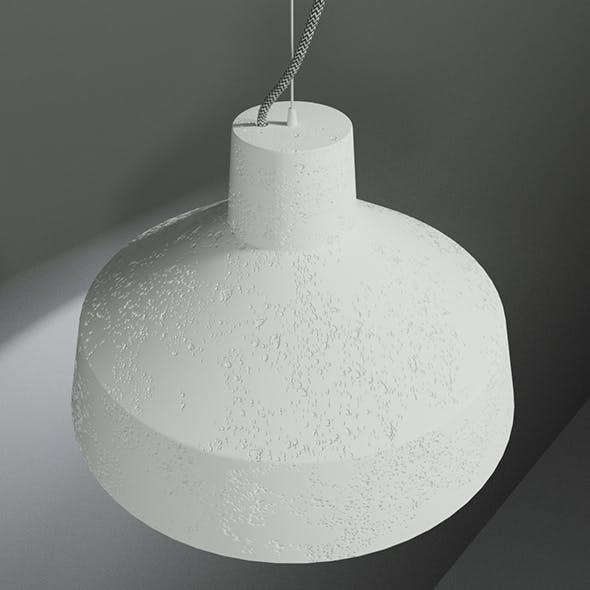Gypsum Lamp