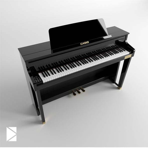 Piano Casio Celviano Grand Hybrid GP-500