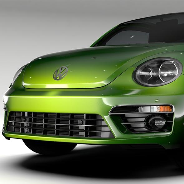 VW Beetle 2017 - 3DOcean Item for Sale