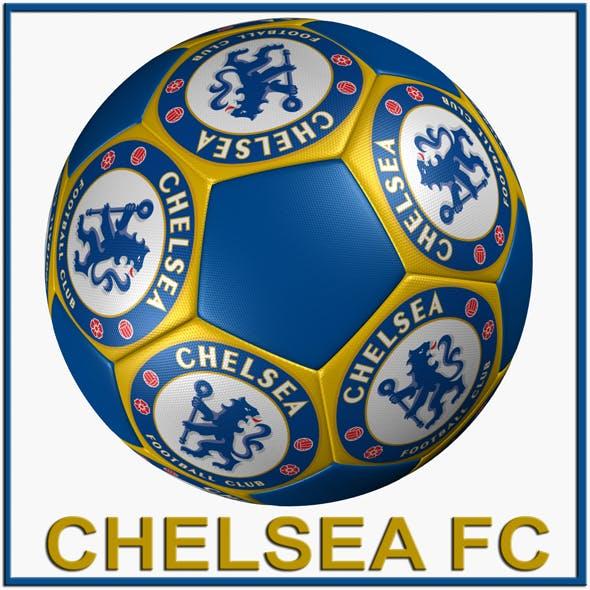 SOCCER BALL CHELSEA FC