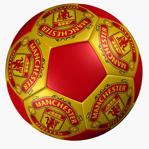SOCCER BALL MANCHESTER UNITED