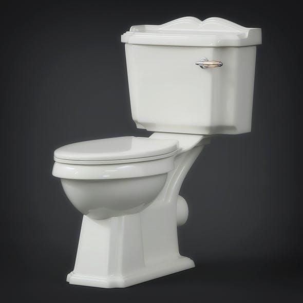 Toilet Seat - 3DOcean Item for Sale