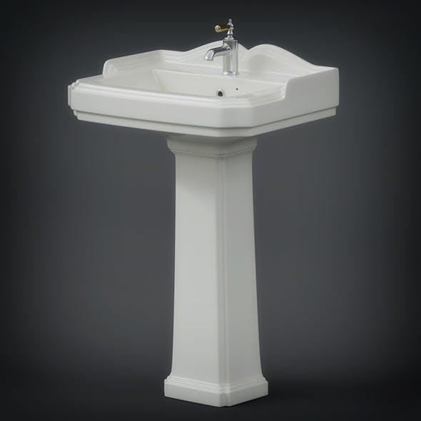 Wash Basin - 3DOcean Item for Sale