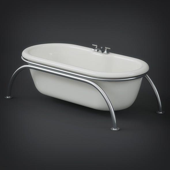 Bathtub - 3DOcean Item for Sale