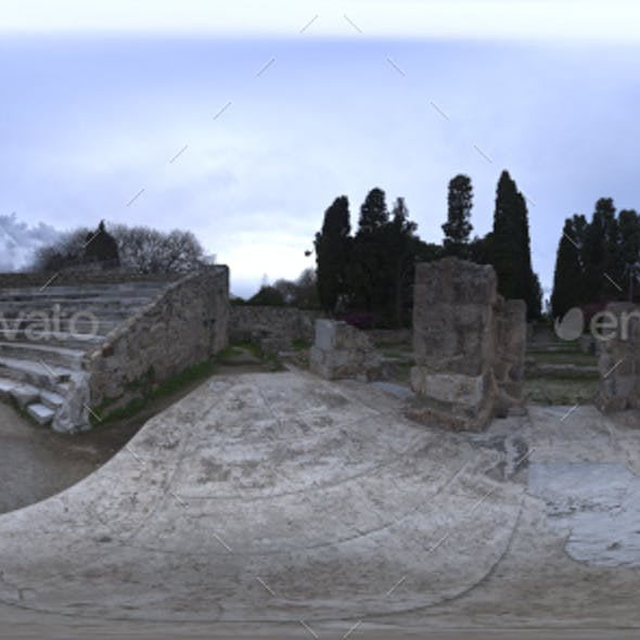 Ancient Theater HDRI