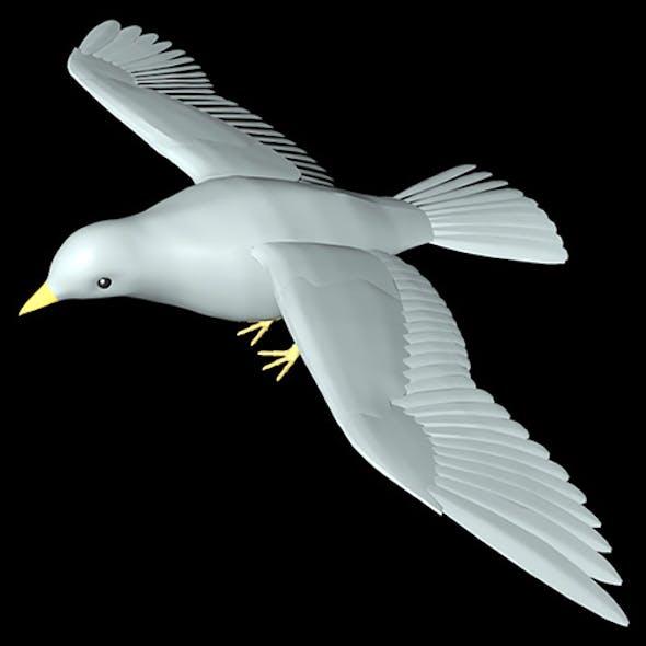 dove bird model