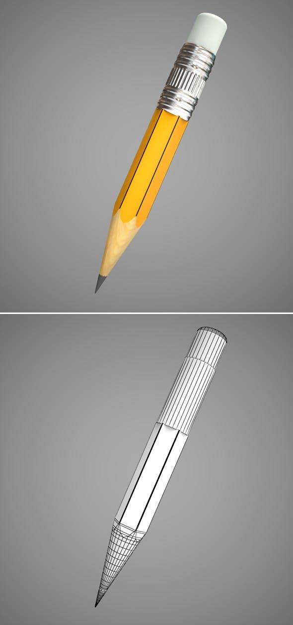 Pencil - 3DOcean Item for Sale