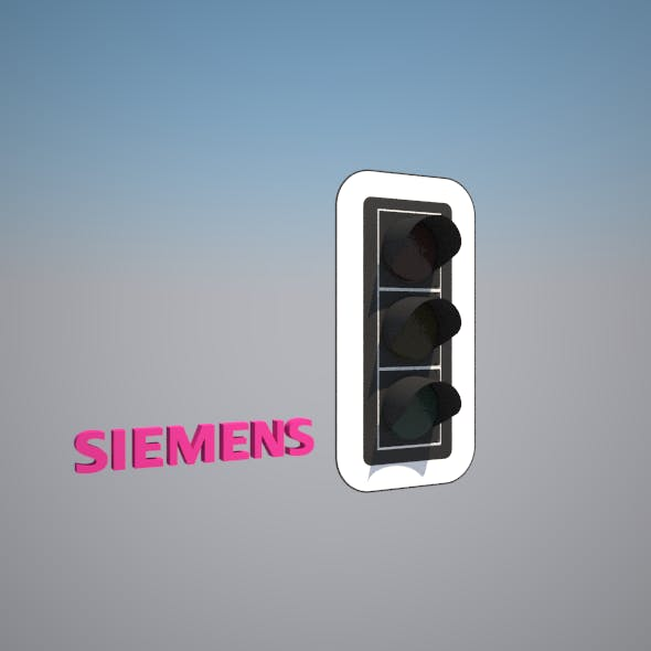Traffic Light - Siemens 300 DE