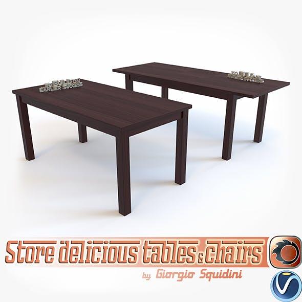 Table ERNEST by Halmar