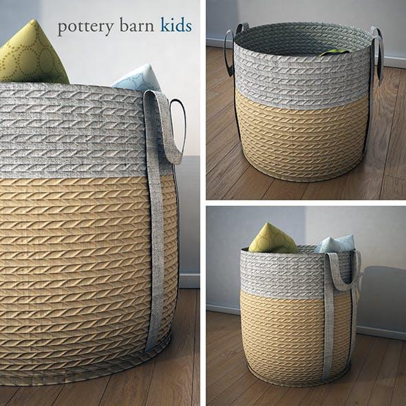 PoterryBarn-Basket