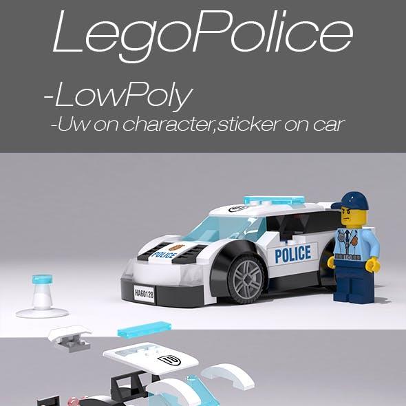 LegoPolice