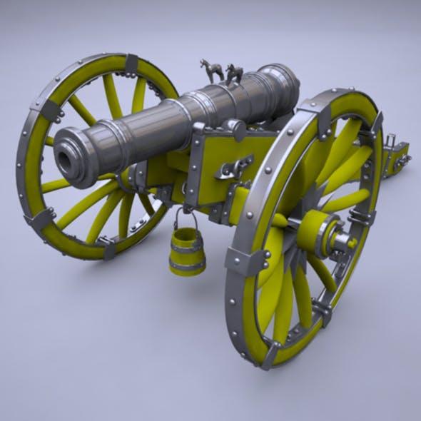 Cannon Unicorn