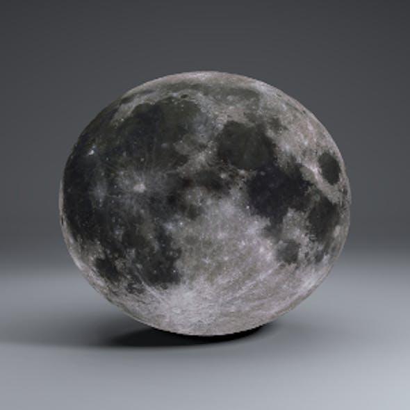 MoonGlobe 4k