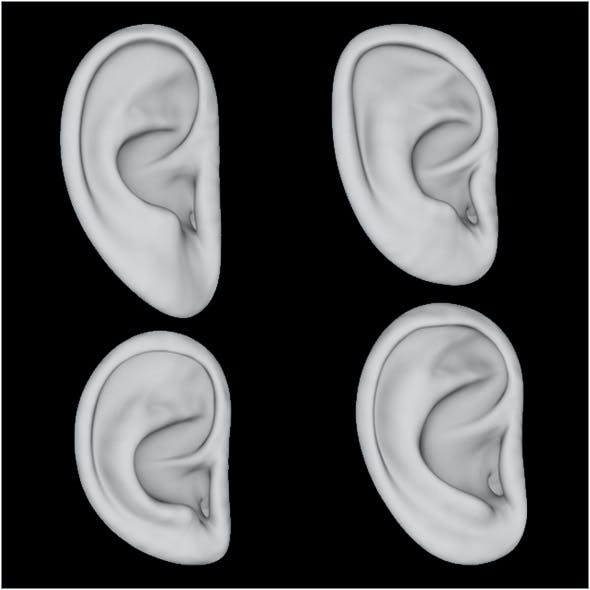 Ear - Full Edition for all pro 3D