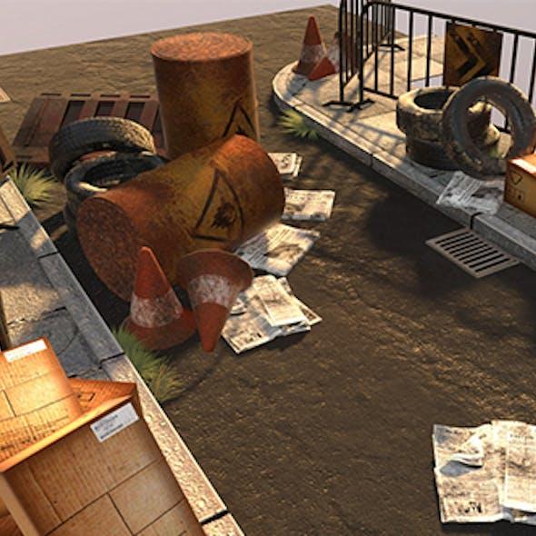 Street assets