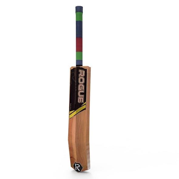 3D Model of Cricket Bat