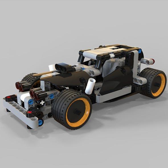 Lego Getaway racer - 3DOcean Item for Sale