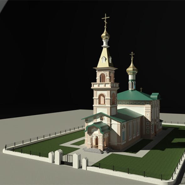 Ochakov Orthodox Church