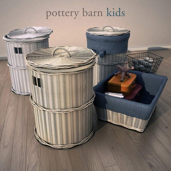 PotteryBarn - Basket2