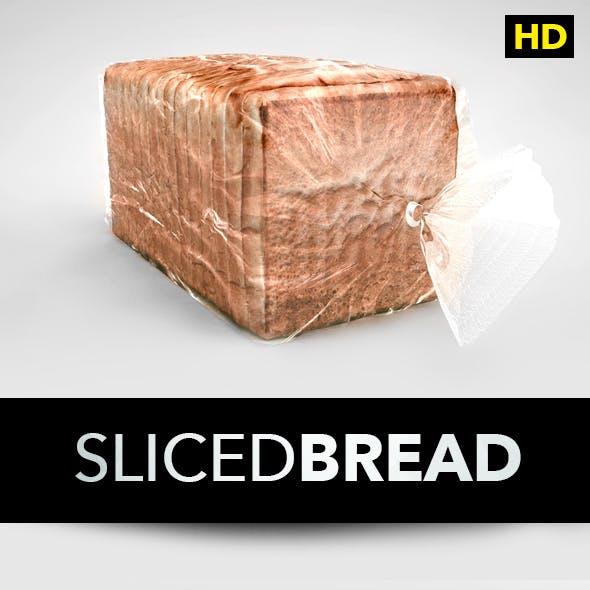 Sliced bread (HD) - 3DOcean Item for Sale