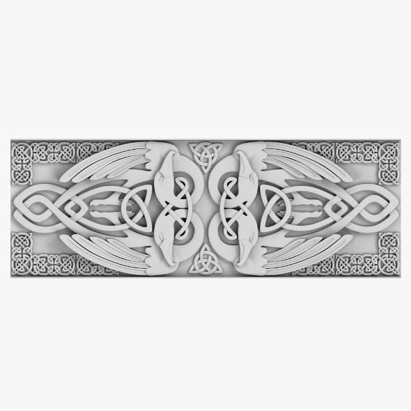 Celtic Ornament 03 - 3DOcean Item for Sale