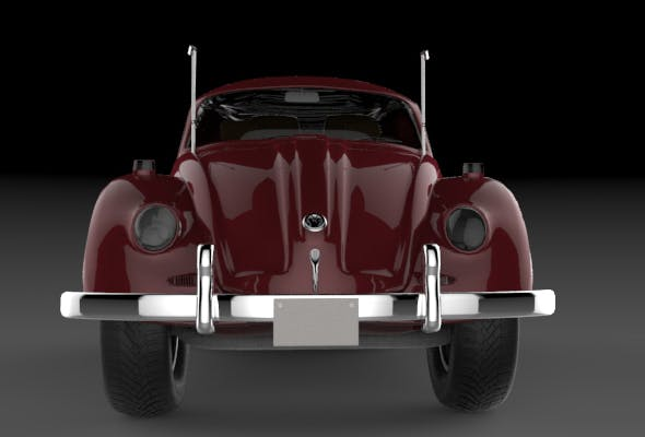 Volkswagen Beetle - 3DOcean Item for Sale