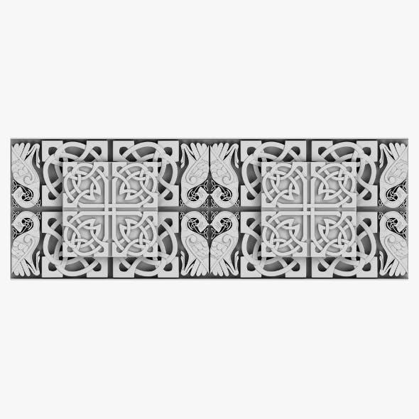 Celtic Ornament 06 - 3DOcean Item for Sale