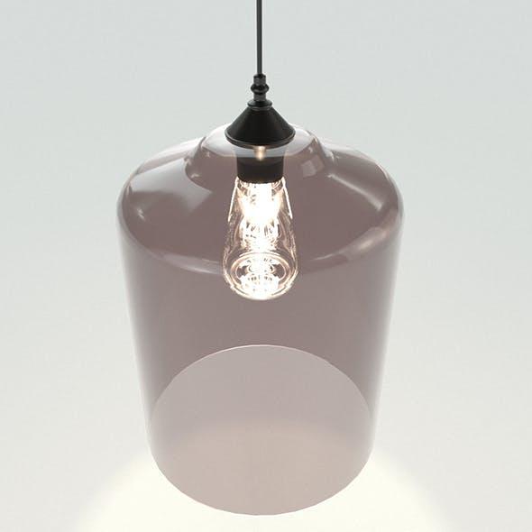 Plexiglas Lamp