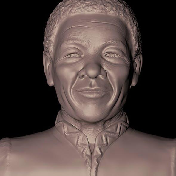Mr Nelson Mandela