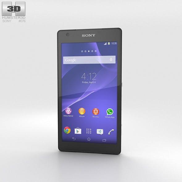 Sony Xperia Z2a White