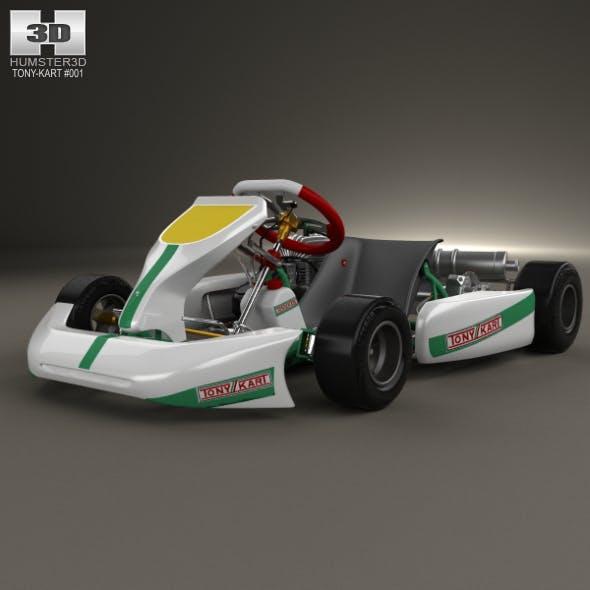 Tony Kart Rocky EXP 2014
