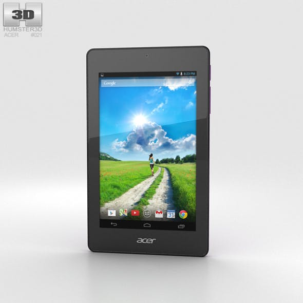 Acer Iconia One 7 B1-730 Purple