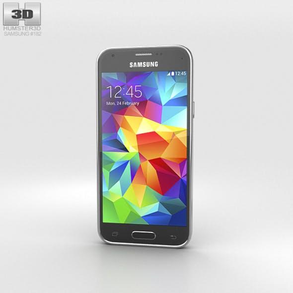 Samsung Galaxy S5 mini Charcoal Black - 3DOcean Item for Sale