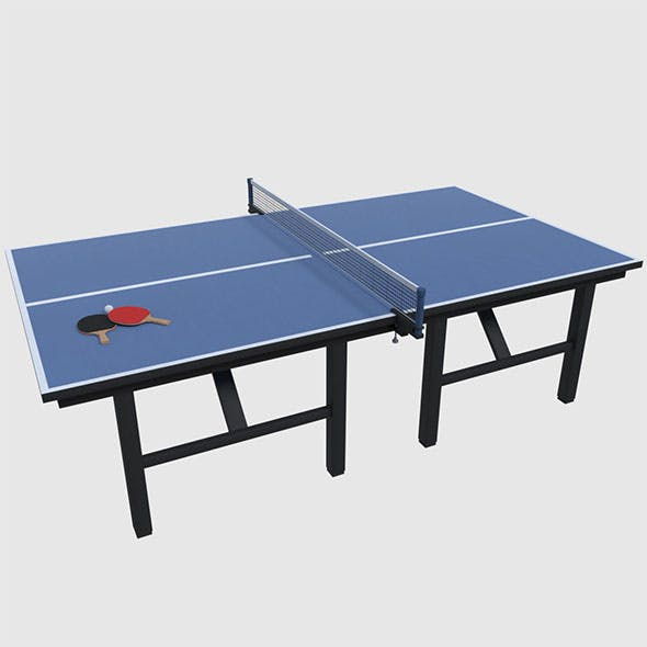 Table Tennis Set - Game Ready