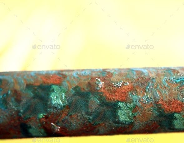 Seamless Tileable Copper Patina Rust - 3DOcean Item for Sale