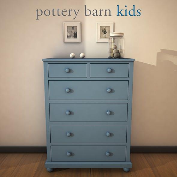 PotteryBarn - CatalinaDrawerChest