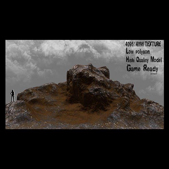 rocks 02 - 3DOcean Item for Sale