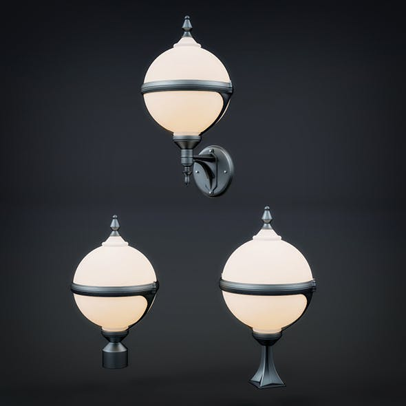 Wall Lamp Collection