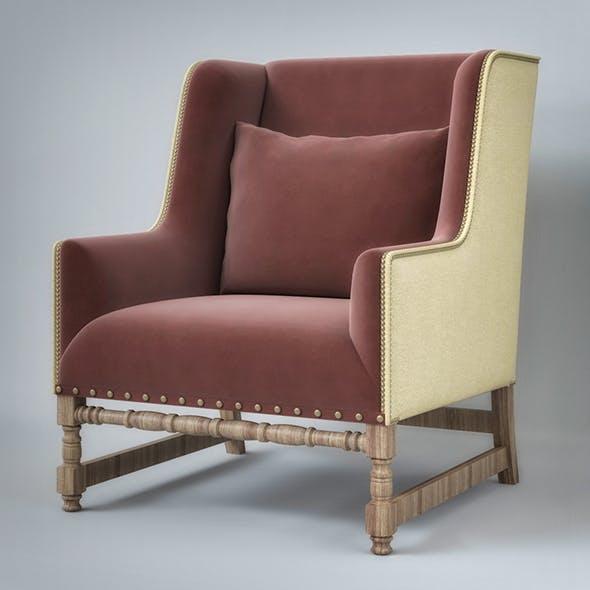 Antwerp Chair - 3DOcean Item for Sale