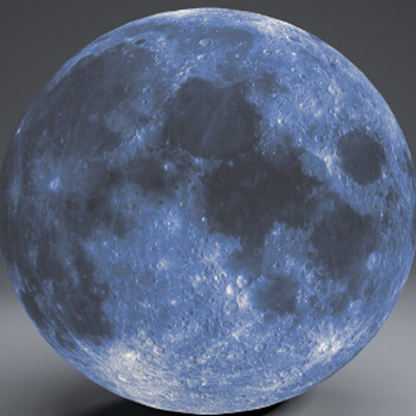 Blue MoonGlobe 11k