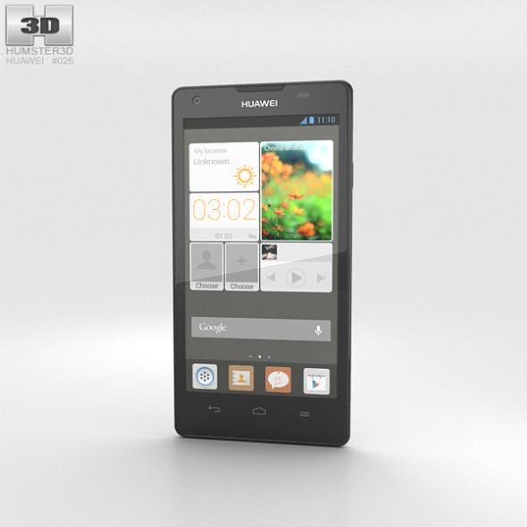 Huawei Ascend G700 White