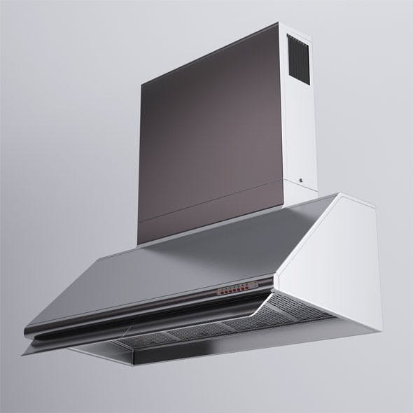 Alpes Inox Kitchen Hood