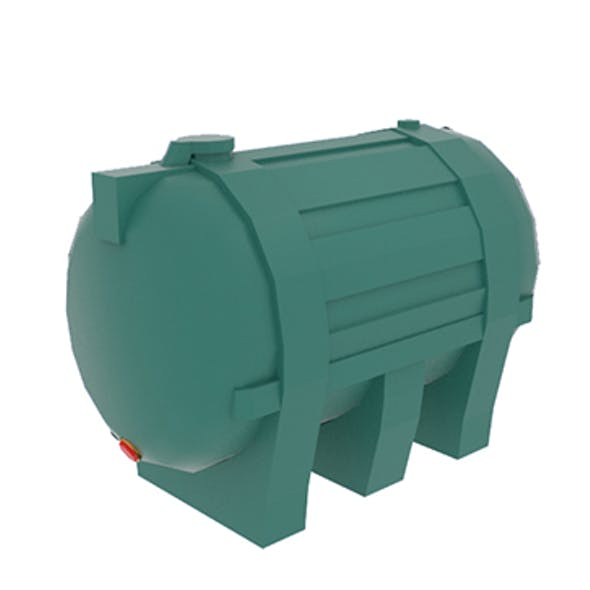 Sturdy Carbery 1250 Oil Tank